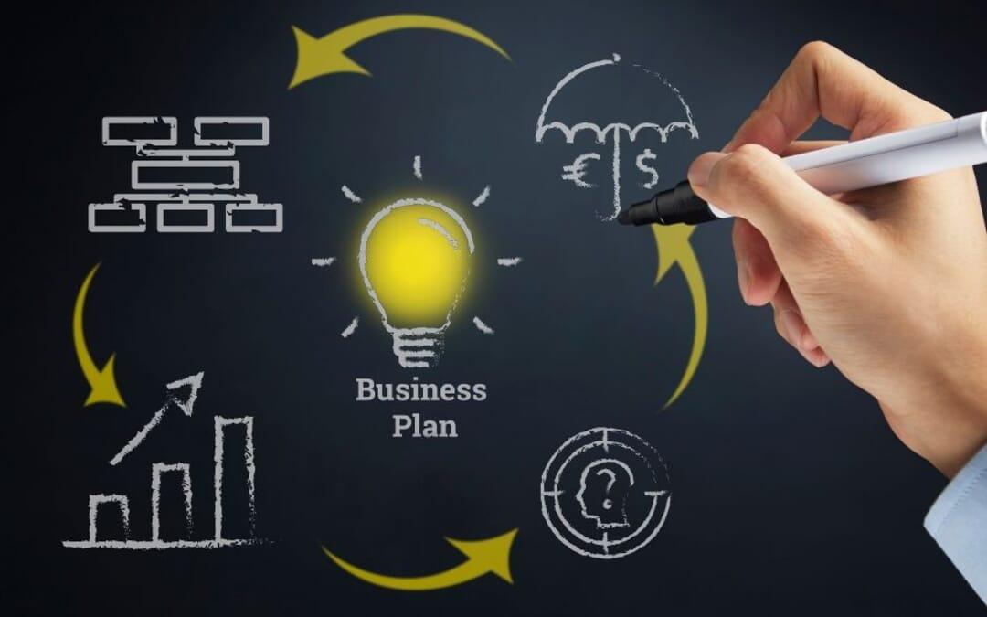 Plan de Empresa Ejemplo en 8 PASOS