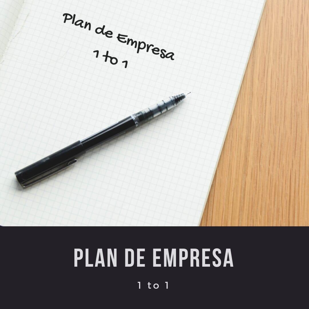 Plan de Empresa Ejemplo en 8 PASOS 44