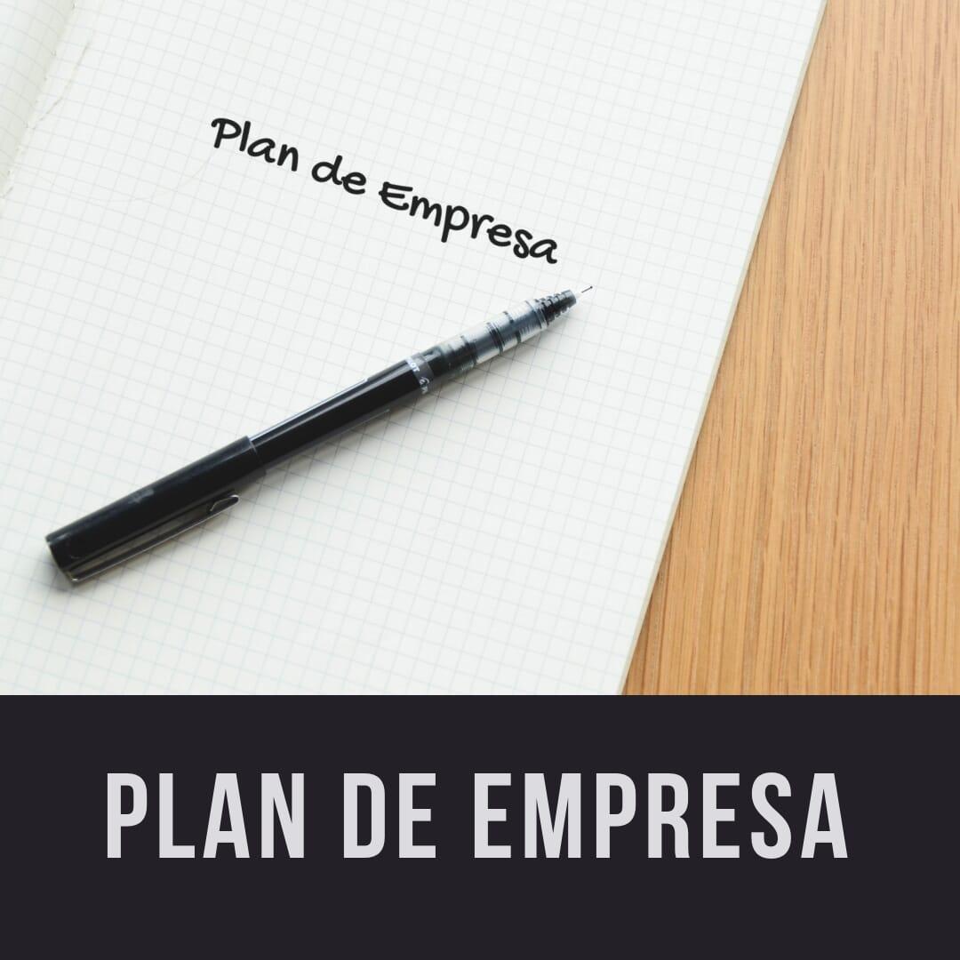 Plan de Empresa Ejemplo en 8 PASOS 45